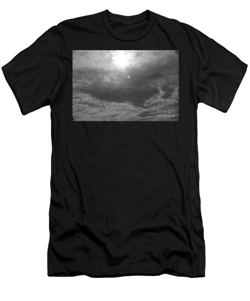 First Flakes Of The Season Men's T-Shirt (Slim Fit) by Jesse Ciazza