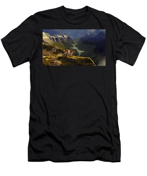 First Interlude Men's T-Shirt (Athletic Fit)