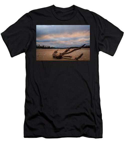 First Light On The Kaw Men's T-Shirt (Athletic Fit)