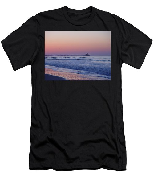 First Pier Men's T-Shirt (Athletic Fit)
