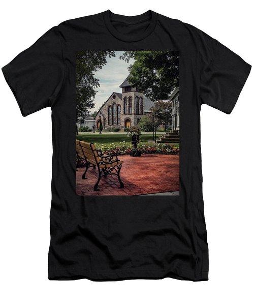 First Presbyterian Church Men's T-Shirt (Athletic Fit)