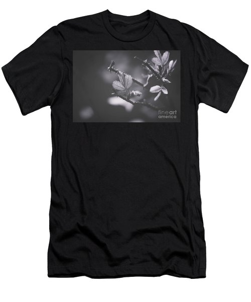 First Signs Of Spring -georgia Men's T-Shirt (Athletic Fit)