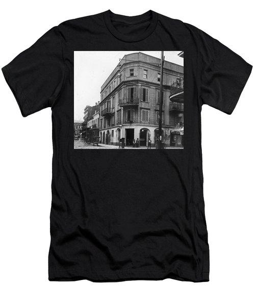 First Skyscraper Men's T-Shirt (Athletic Fit)