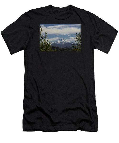 First Snow Signed Men's T-Shirt (Athletic Fit)