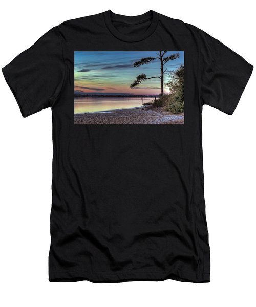 First Sunset Men's T-Shirt (Athletic Fit)