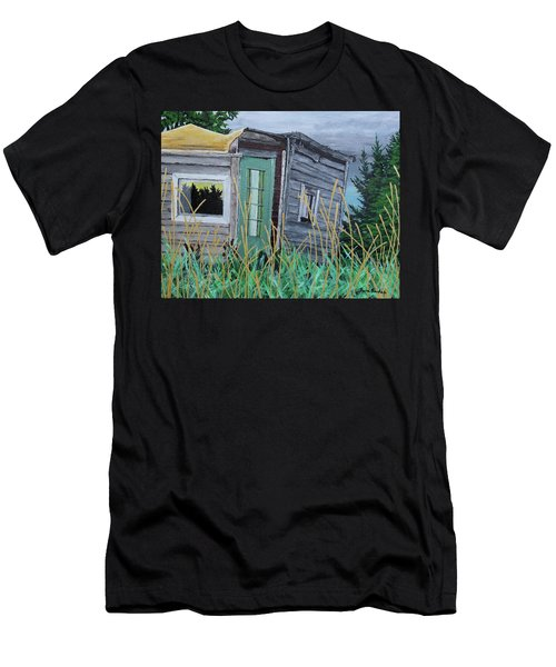Fish Shack Men's T-Shirt (Athletic Fit)