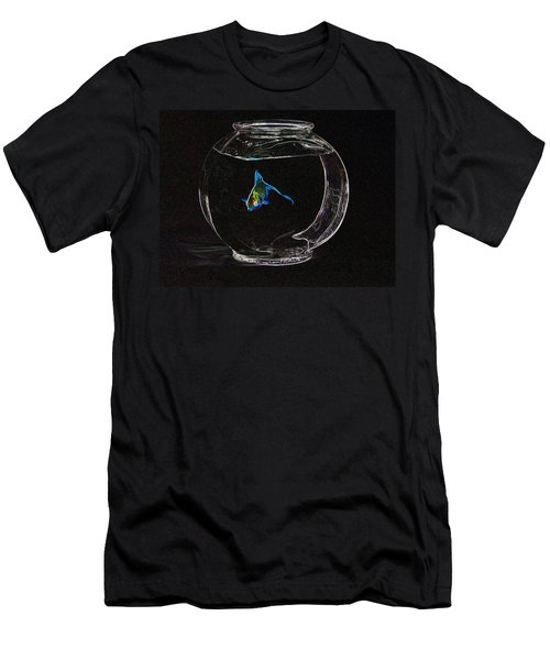 Fishbowl Men's T-Shirt (Athletic Fit)