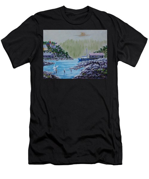 Fisher's Cove Men's T-Shirt (Athletic Fit)