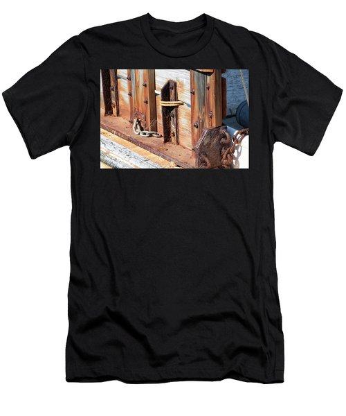 Fishing Boat 6 - Men's T-Shirt (Athletic Fit)