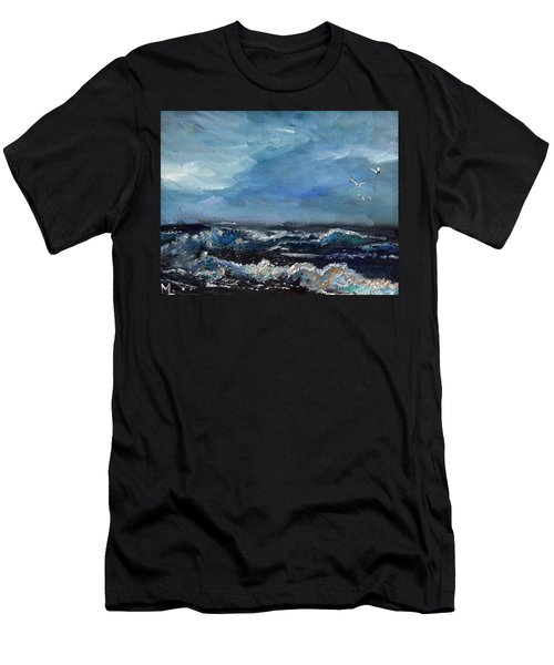 Fishing Expedition Men's T-Shirt (Athletic Fit)