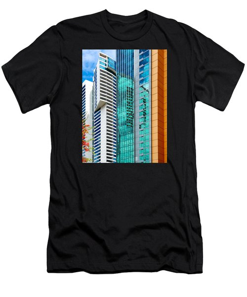 Fla-150531-nd800e-25116-color Men's T-Shirt (Athletic Fit)
