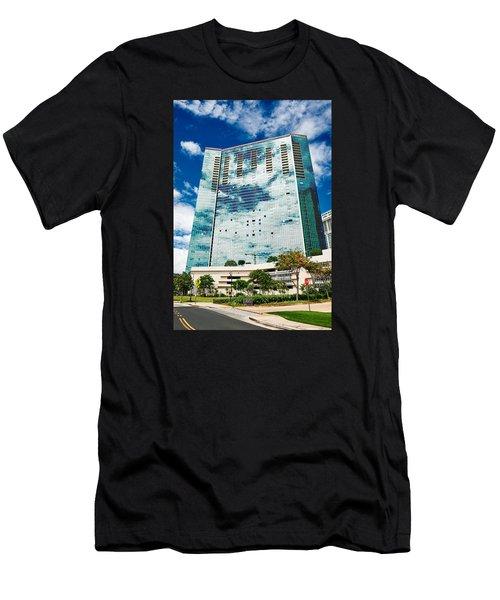 Fla-150531-nd800e-25120-color Men's T-Shirt (Athletic Fit)