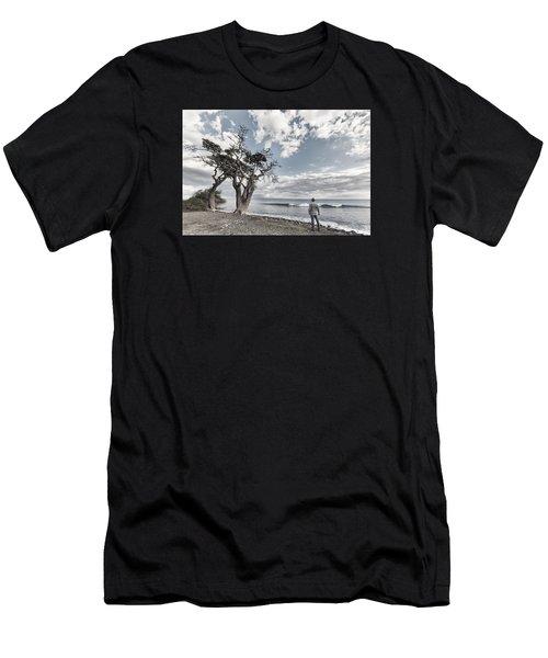 Fla-150717-nd800e-25974-color Men's T-Shirt (Athletic Fit)