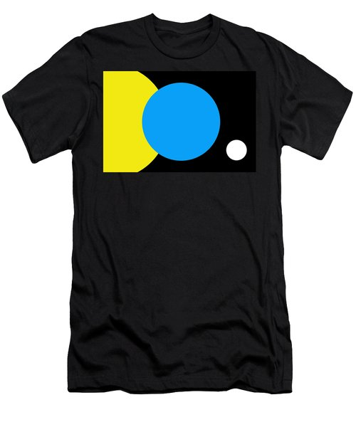 Flag Of Earth Men's T-Shirt (Athletic Fit)