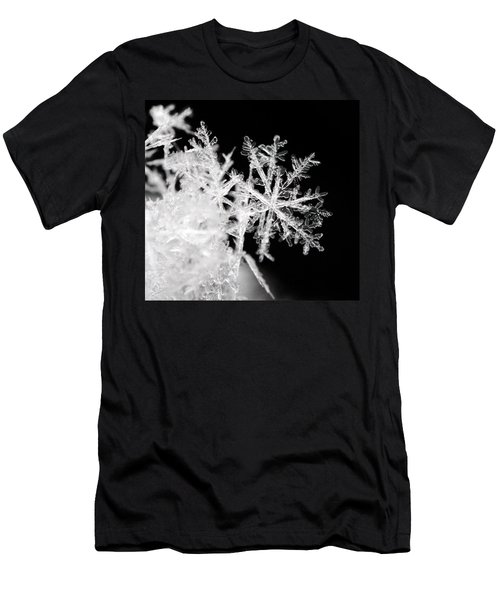 Flake Men's T-Shirt (Athletic Fit)