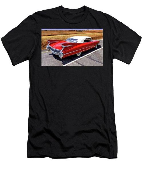 Flamboyant Fifty-nine Men's T-Shirt (Athletic Fit)