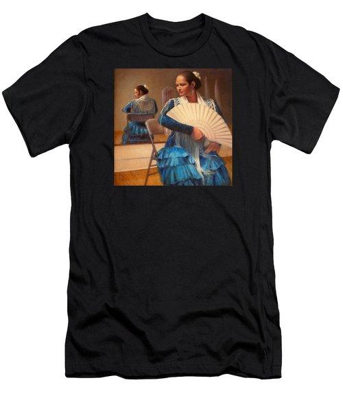 Flamenco 1 Men's T-Shirt (Athletic Fit)
