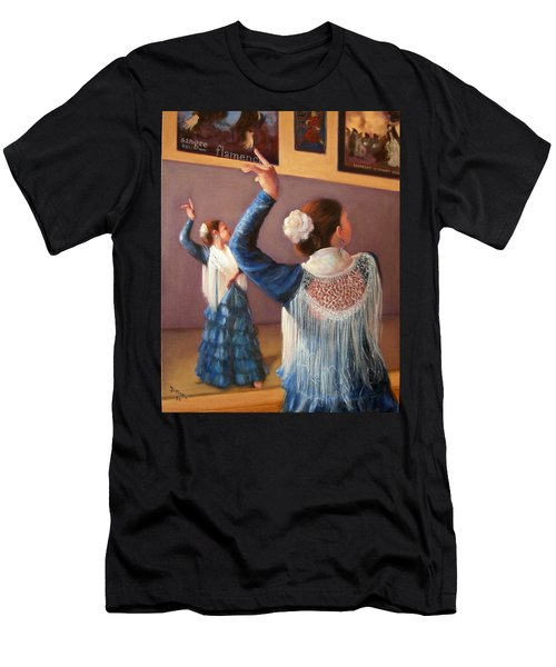 Flamenco 7 Men's T-Shirt (Athletic Fit)