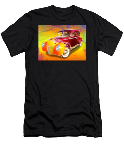 Flamin' '40 Men's T-Shirt (Athletic Fit)