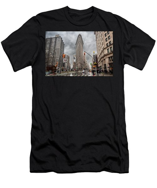 Flatiron Loveliness Men's T-Shirt (Athletic Fit)