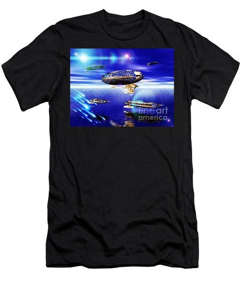 Fleet Lomo Men's T-Shirt (Athletic Fit)