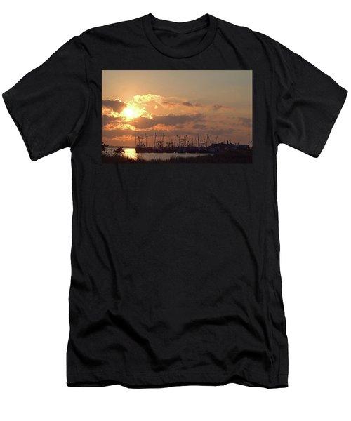 Fleet Men's T-Shirt (Athletic Fit)