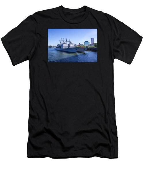 Fleet Week In Portland, Oregon Men's T-Shirt (Athletic Fit)