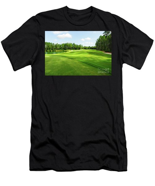 Fleming Island Golf Club Men's T-Shirt (Athletic Fit)