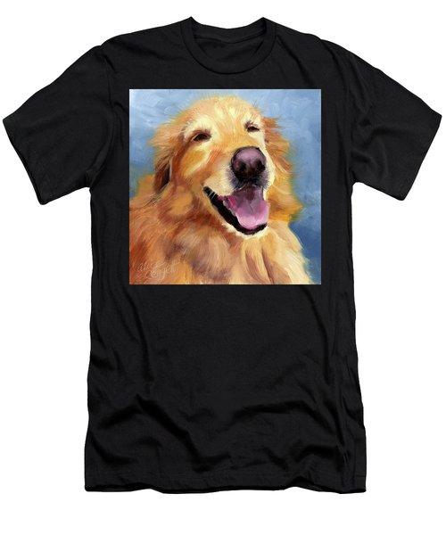 Fletcher Laughing Men's T-Shirt (Athletic Fit)