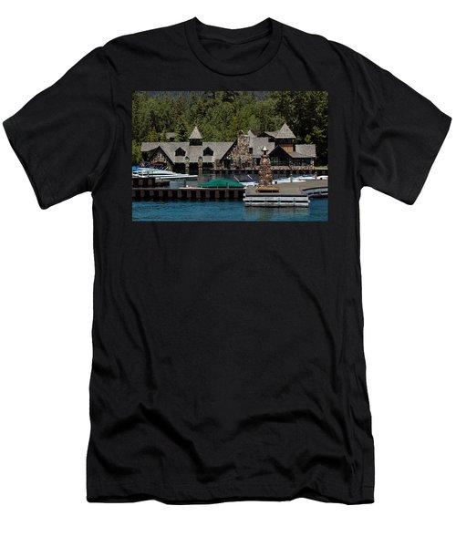 Fleur De Lac Mansion The Godfather II Men's T-Shirt (Athletic Fit)