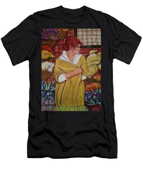 Fleurs Du Provance Men's T-Shirt (Athletic Fit)