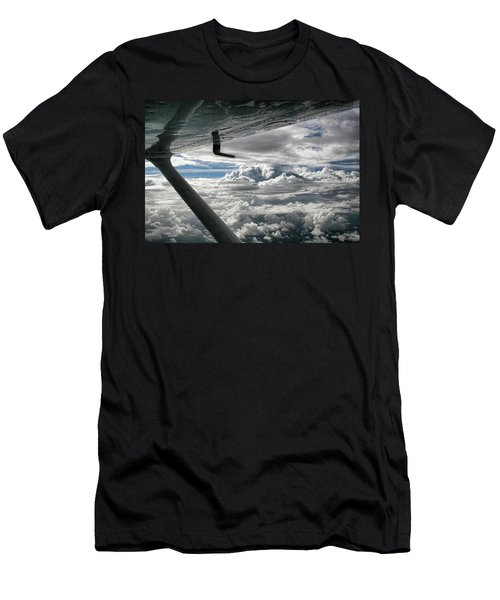 Flight Of Dreams Men's T-Shirt (Athletic Fit)