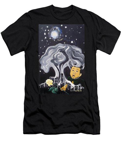 Flying Lamb Productions                Flight Of Hope Men's T-Shirt (Athletic Fit)