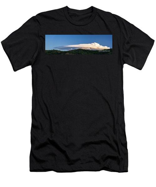 Flight Of The Navigator Men's T-Shirt (Slim Fit) by Giuseppe Torre