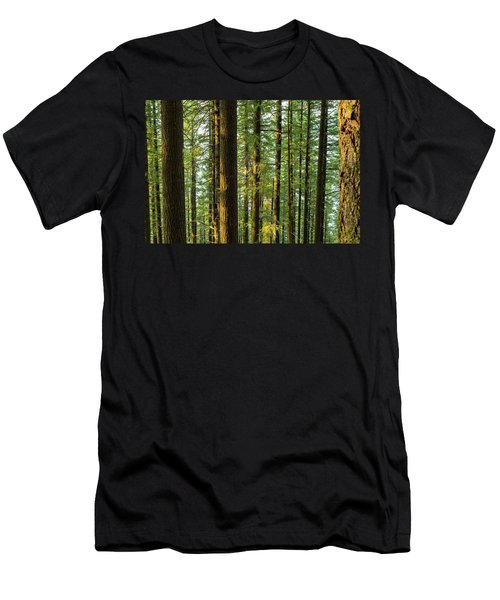 Multnomah Wahkeena Loop Men's T-Shirt (Athletic Fit)