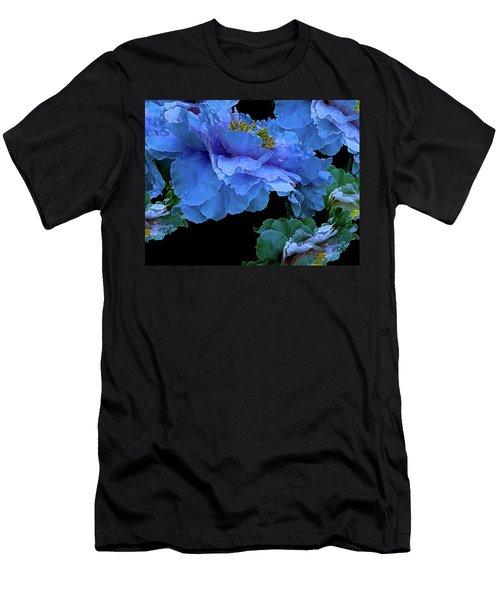 Floating Bouquet 14 Men's T-Shirt (Athletic Fit)