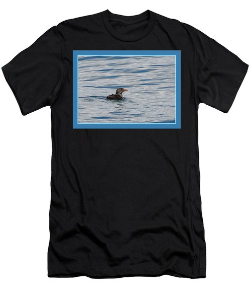 Floating Rhino Men's T-Shirt (Athletic Fit)