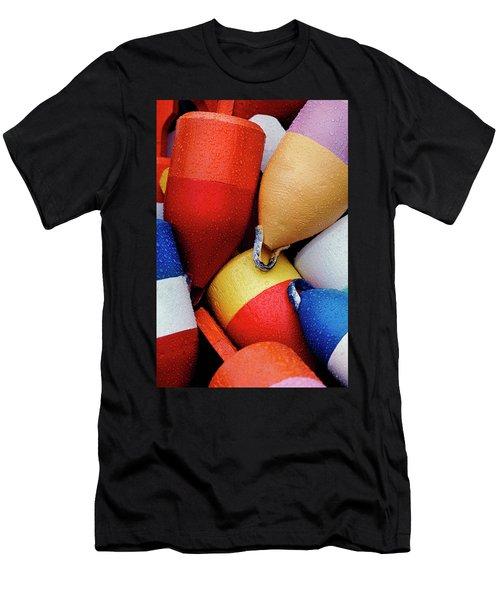 Floats Men's T-Shirt (Athletic Fit)