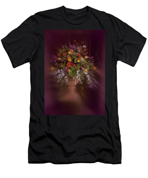 Floral Arrangement No. 2 Men's T-Shirt (Athletic Fit)