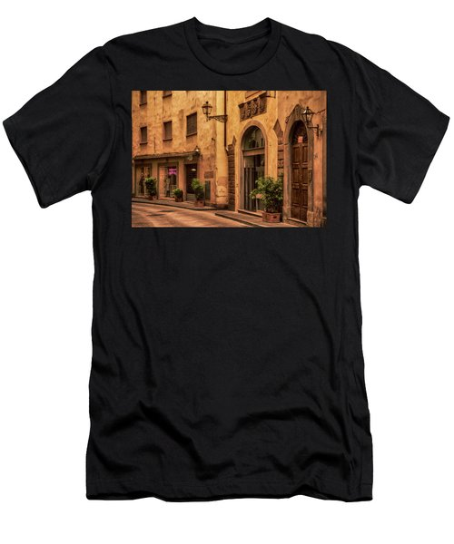 Florentine Street Men's T-Shirt (Athletic Fit)