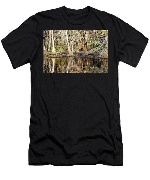 Florida Gators - Everglades Swamp Men's T-Shirt (Athletic Fit)