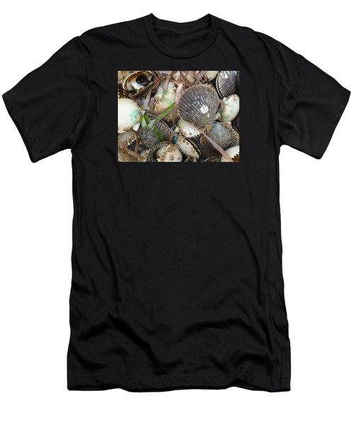 Florida Gulf Coast Scollops Men's T-Shirt (Athletic Fit)