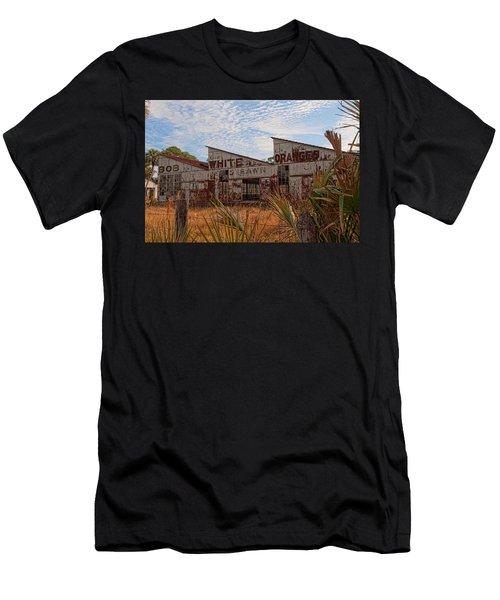 Florida Oranges Men's T-Shirt (Athletic Fit)