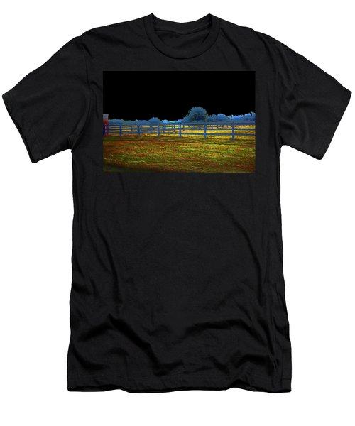 Florida Ranchland Men's T-Shirt (Athletic Fit)