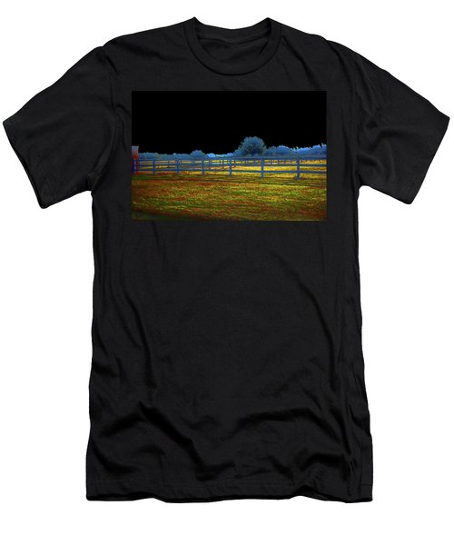 Florida Ranchland Men's T-Shirt (Athletic Fit)