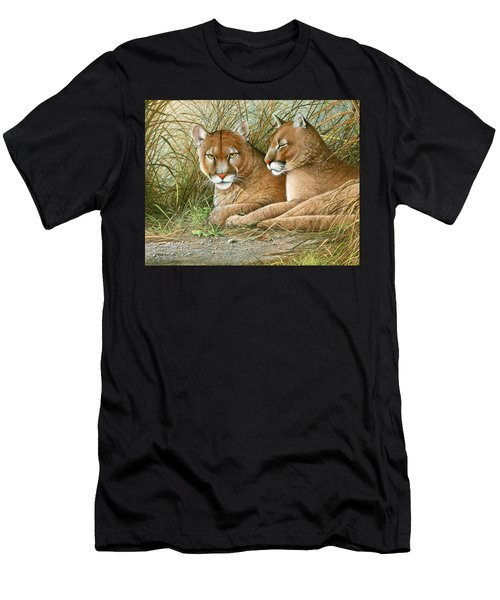 Florida Siblings Men's T-Shirt (Athletic Fit)