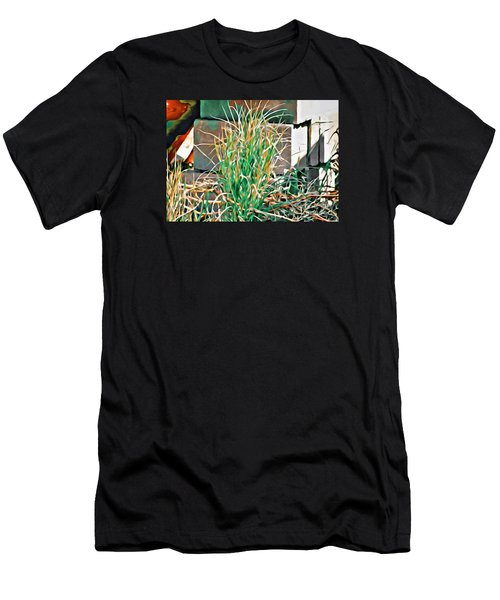 Men's T-Shirt (Athletic Fit) featuring the photograph Flow  by Beauty For God