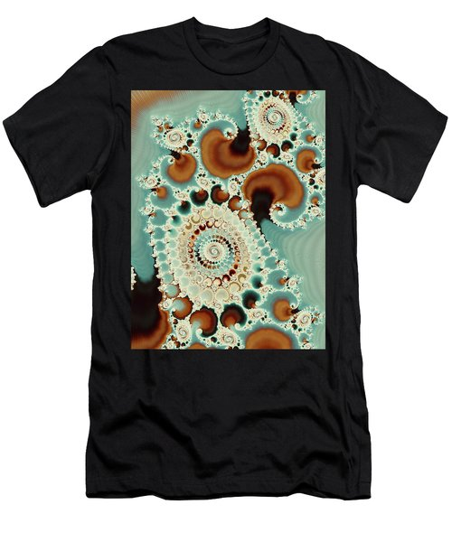 Flow Of Consciousness Men's T-Shirt (Athletic Fit)