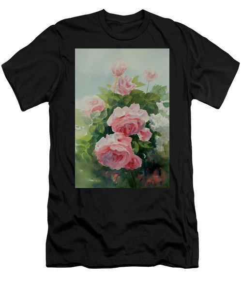 Flower 11 Men's T-Shirt (Athletic Fit)