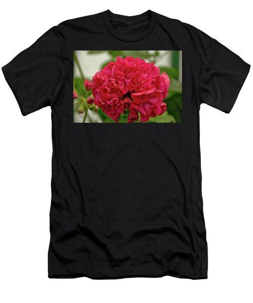 Flower 3 Men's T-Shirt (Athletic Fit)